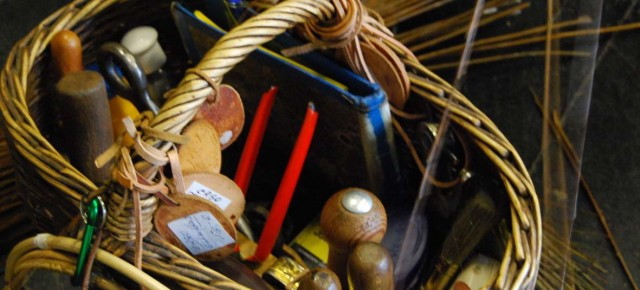 Basketmaker's tool kit