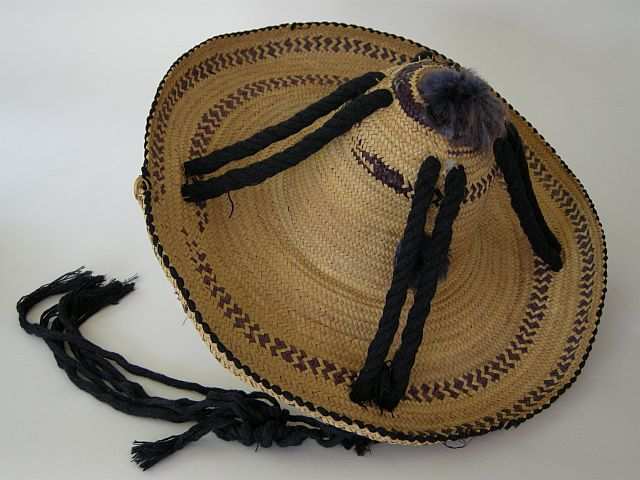 Morocco Woman's Hat Jenny Balfour Paul collection