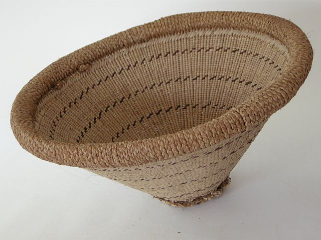 Southern African twined basket for beer making