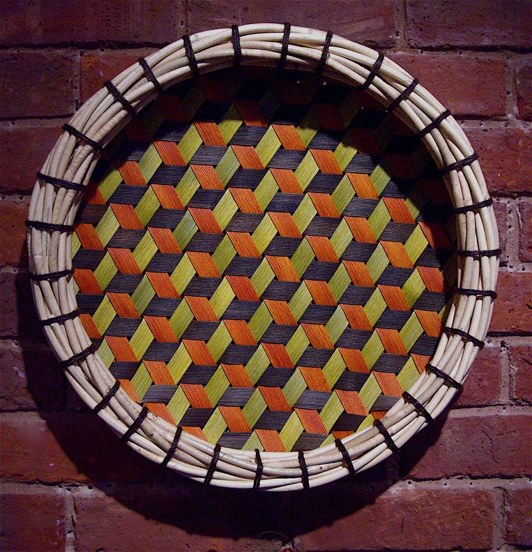 'Madly woven' by Jo Gilmour
