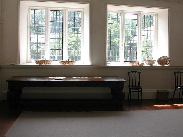 Interior, Godolphin House