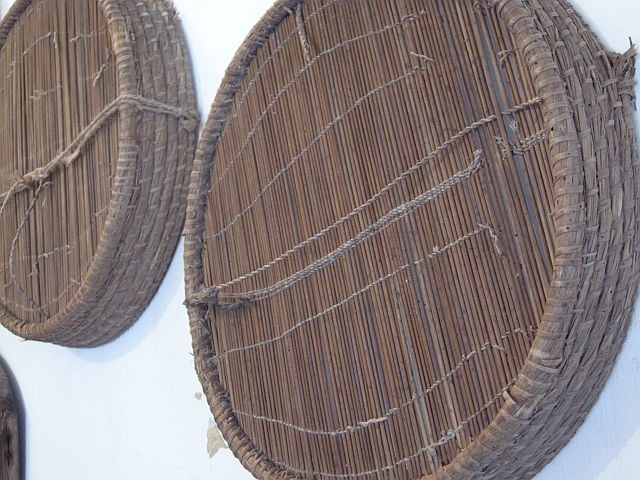 Azores basketry - seives